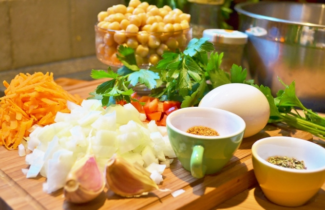 ingrédients croquettes de quinoa (1024x663)