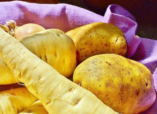 soupe panais et cheddar - légumes www.catherinecuisine.com