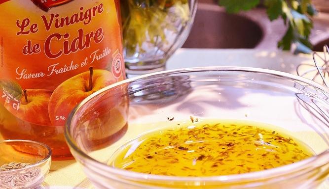 vinaigrette-salade de betterave