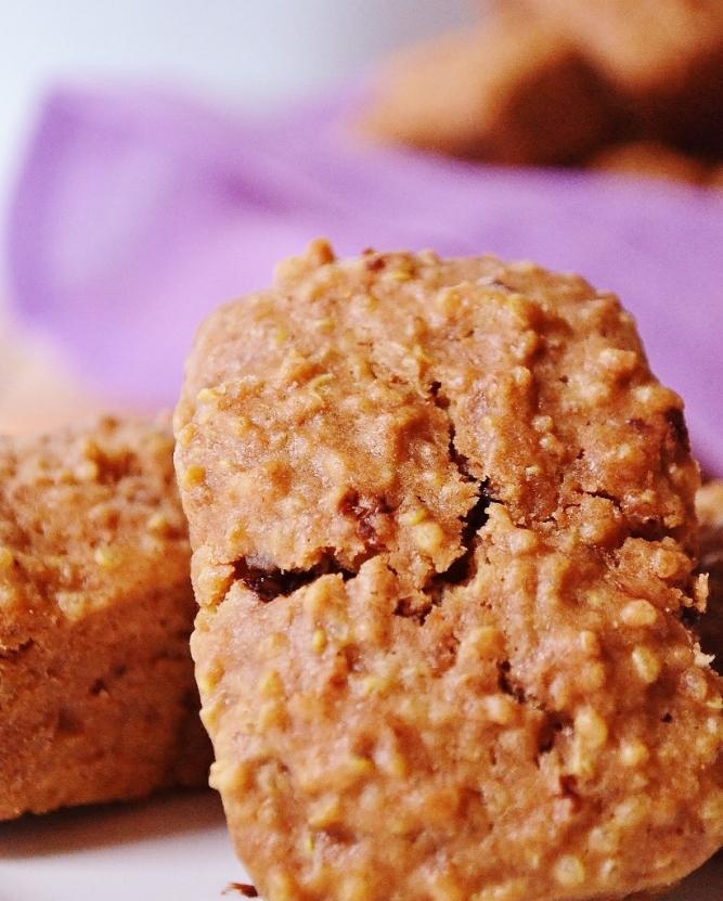 muffin au quinoa