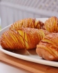 Pommes de terre hasselback / Hasselback potatoes