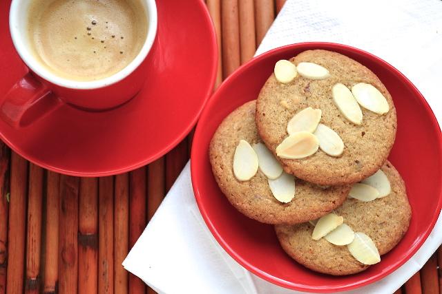 biscuits beurre d'amande 1