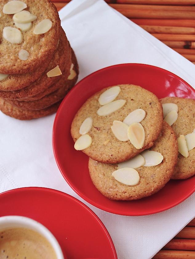 biscuits beurre d'amande 3