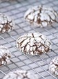 Craquelés au chocolat - Chocolate crackles