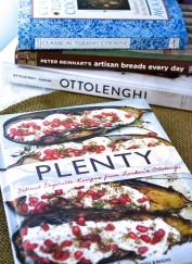 Livres Plenty et Ottolenghi