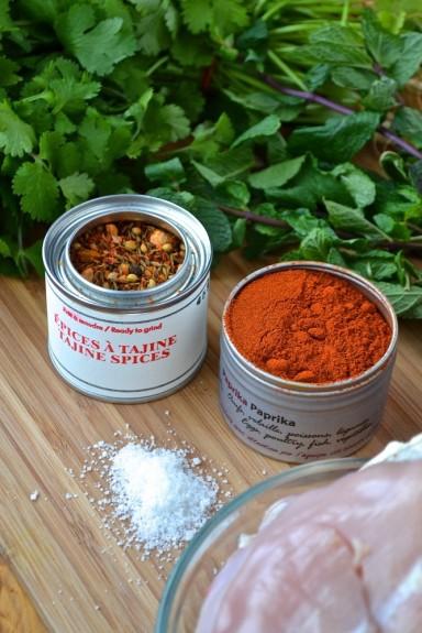 Boulettes de semoule parfumées à la menthe (recette kabyle)