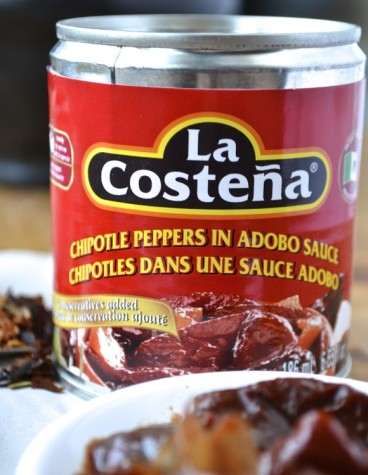 Chili sin carne (chili sans viande - meatless chili) - chipotle