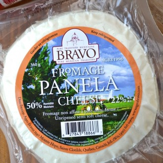 Fromage mexicain Panela - Panela mexican cheese