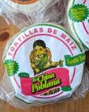 Tortillas de maïs - Corn tortillas