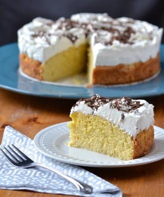 Pastel de tres leches - gâteau aux 3 laits - 3 milks cake