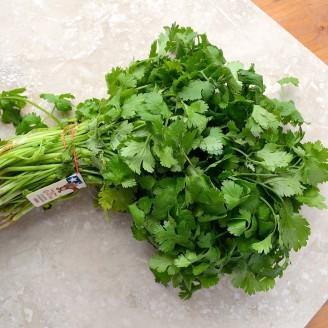 conservation de la coriandre - the best way to keep cilantro