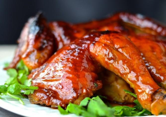 Ce poulet est vraiment délicieux froid, en salade ou en wrap... Pensez aux portions en extra :)