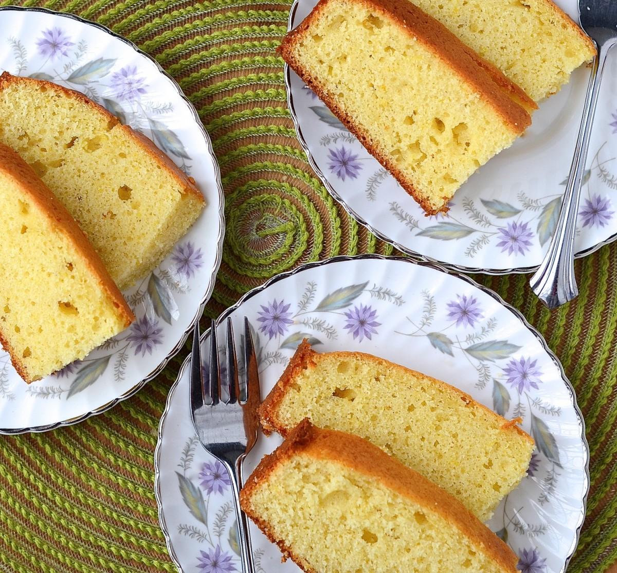 Gâteau au yogourt: le gâteau le plus facile à faire du monde!