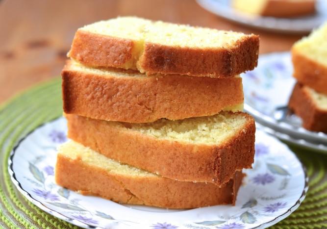 Gâteau au yogourt - Yogourt cake