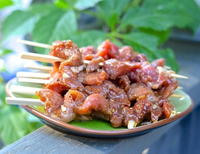 porc au cinq-épices chinois