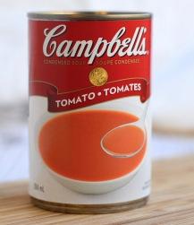 Crème de tomate Campbell - conserve