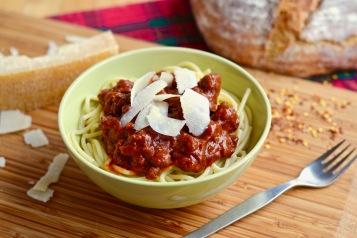Sauce à spaghetti épicée / Sauce à la viande